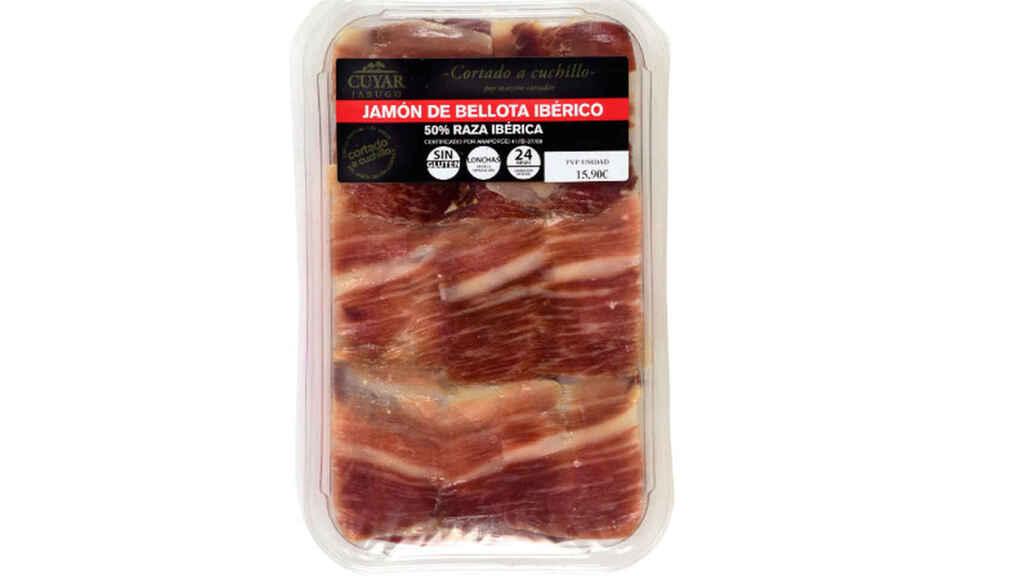 jamón Cuyar, OCU