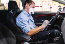 mascarillas coche, DGT, multas
