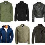 Amazon chaquetas entre tiempo