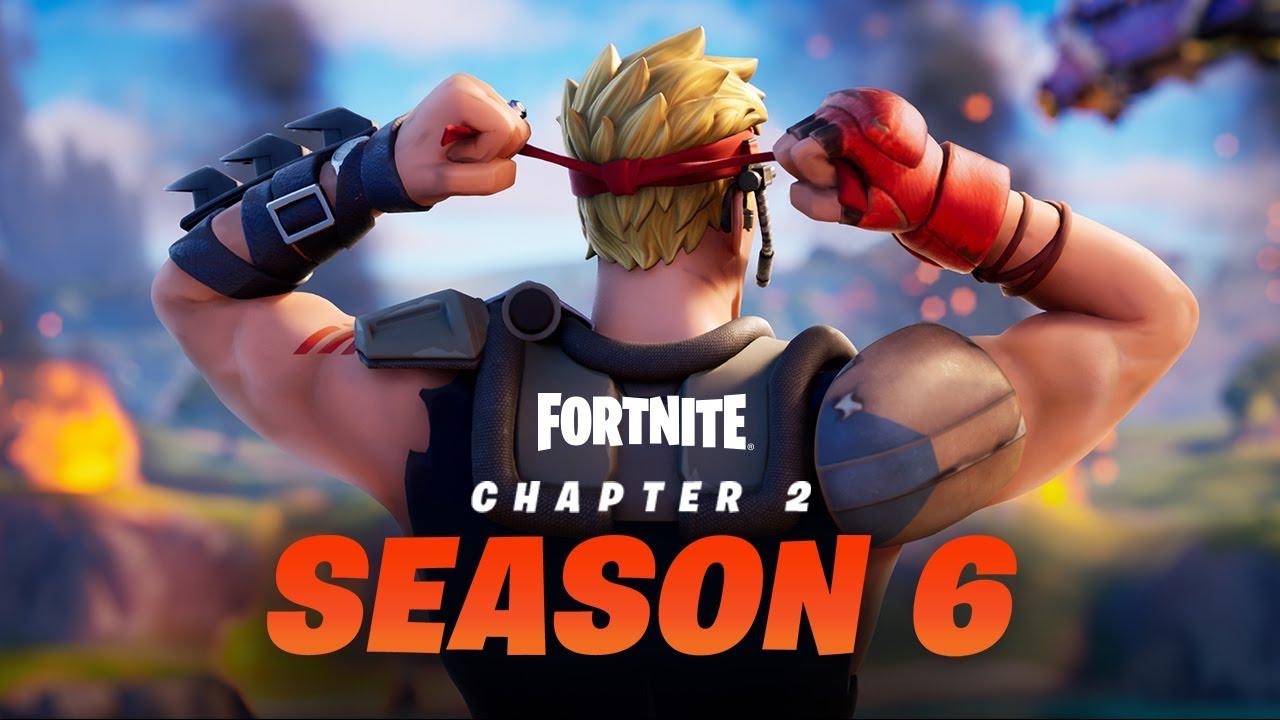 Fortnite: la guía definitiva para sobrevivir en la Temporada 6