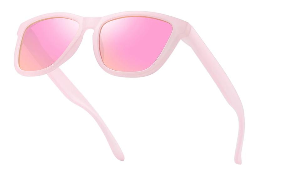 gafas en rosa