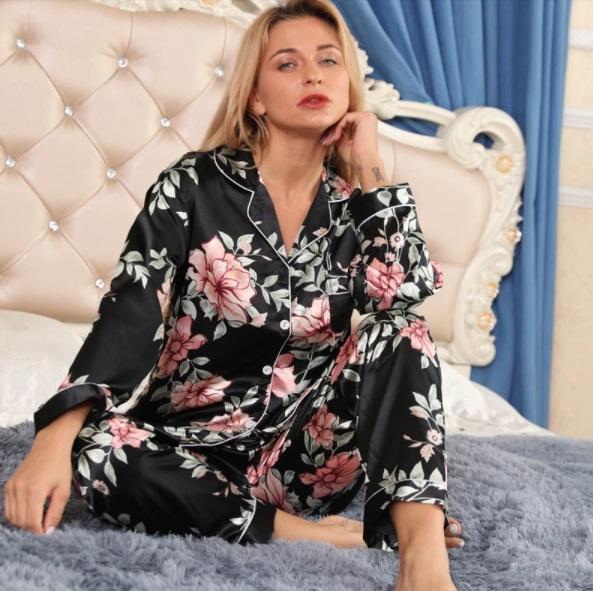 pijama estampado