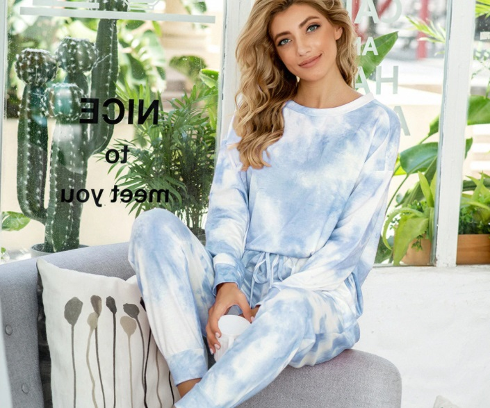 pijama tie dye