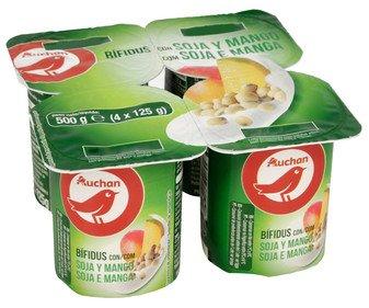 Yogur Bífidus Auchan