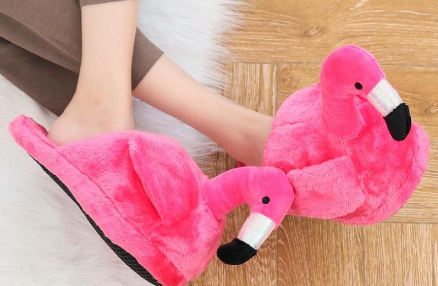 zapatillas flamencos