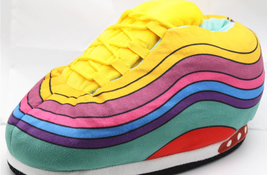 zapatillas muy suaves a todo color