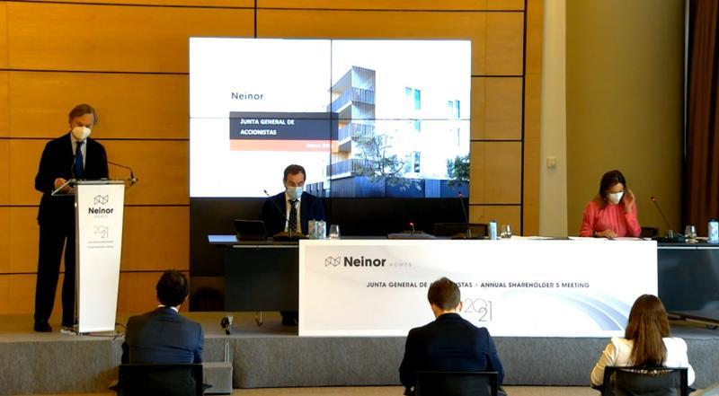 Neinor Homes aprueba la emisión de bonos senior por 300 M€