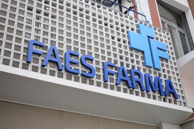Faes Farma cerrará el año con unas ganancias de hasta 91 M€