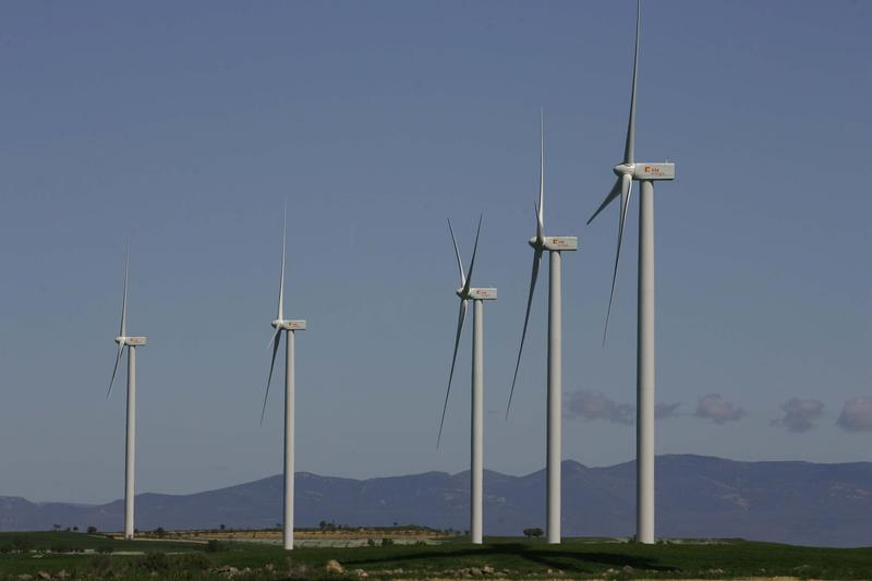España invirtió 1.500 M€ en energía eólica en 2020