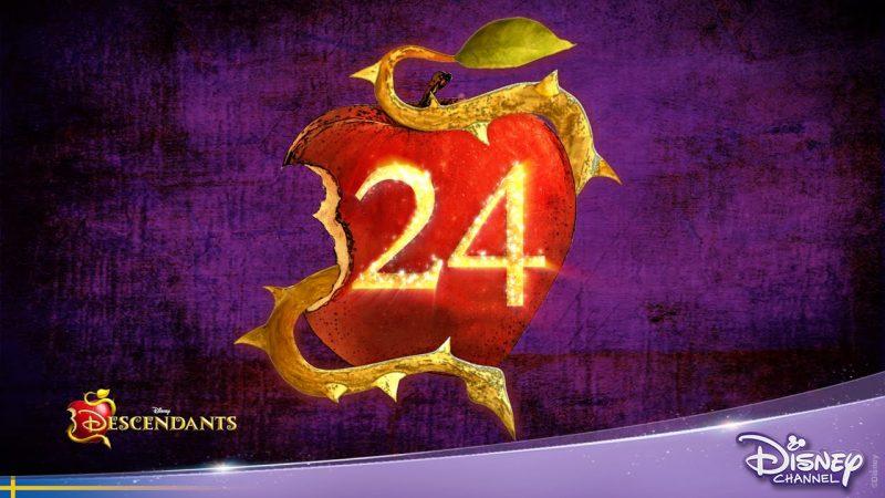 24- Disney +