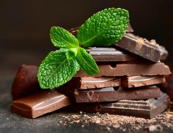 chocolate Acción antioxidante
