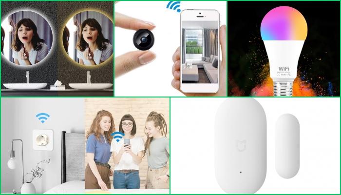 Aliexpress: 10 dispositivos inteligentes a precios de chollo que te cambiarán la vida en casa