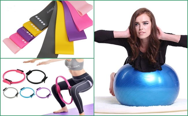 Aliexpress: 9 accesorios muy económicos para hacer yoga y pilates en casa