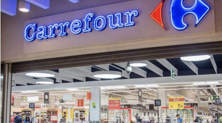 Carrefour amenaza el segundo puesto de DIA en superficie comercial