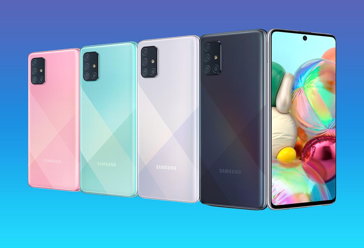 El mejor móvil Samsung que puedes comprar por rango de precios