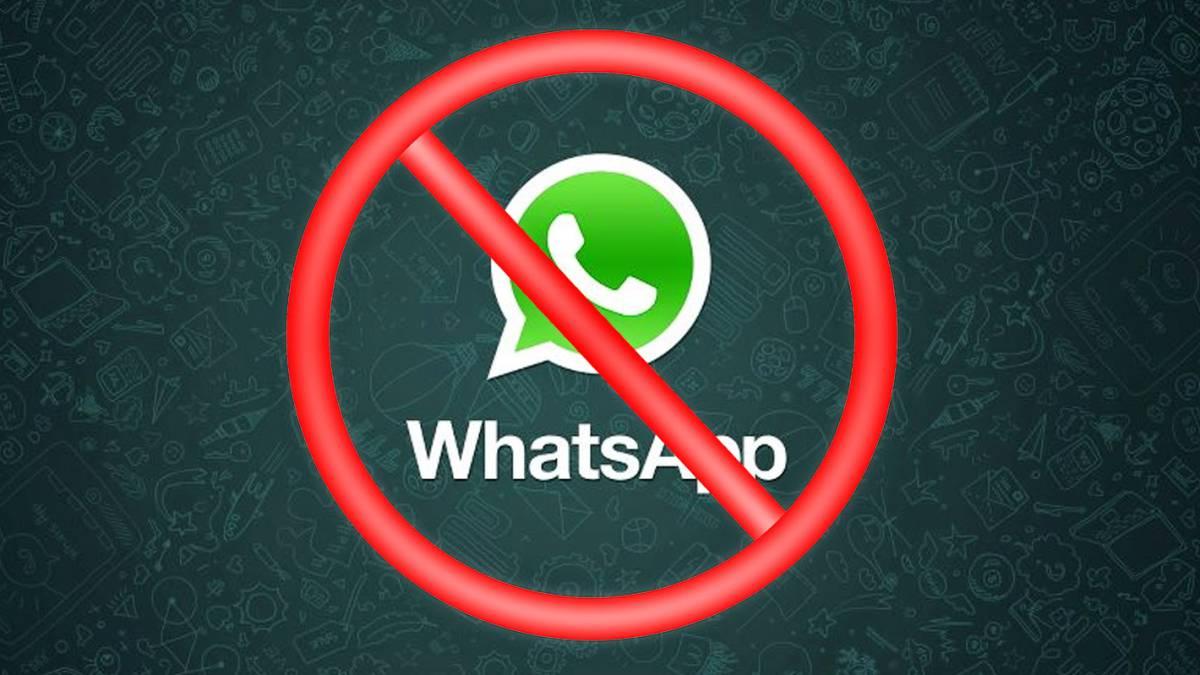 Estas son las razones por las que te puedes quedar sin WhatsApp