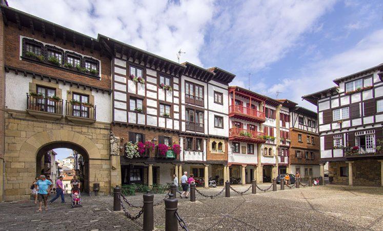 Hondarribia, uno de los mejores pueblos de País Vasco