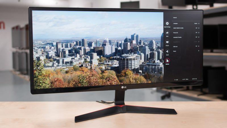 """LG 29UM69G de 29"""" monitores"""