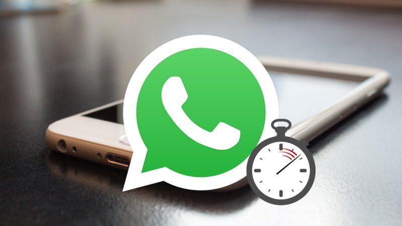 Mensajes de 24 horas solo por WhatsApp