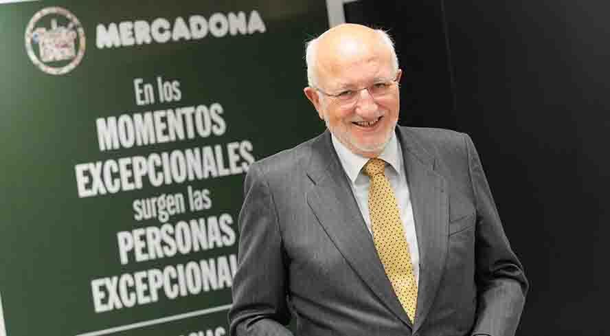 La dimensión desconocida de Juan Roig: viaje al interior del presidente de Mercadona