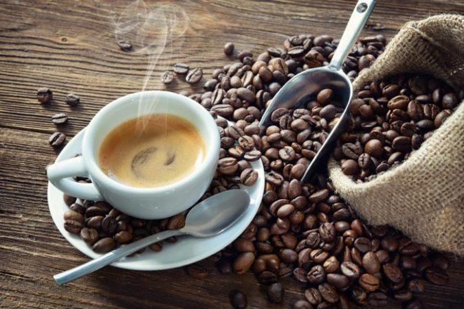 Tomar café con moderación