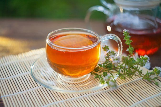Tratamiento contra el resfriado y dolores de garganta oregano