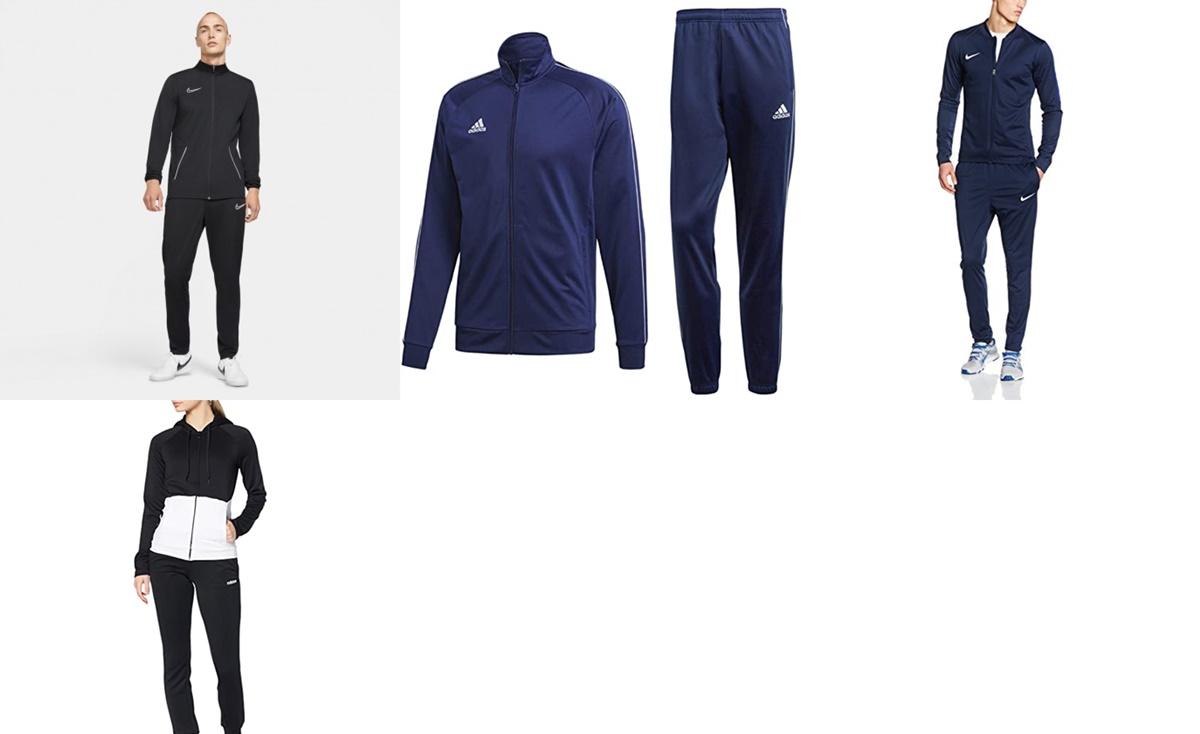 Chándals de Nike y Adidas que arrasan en ventas esta primavera en Amazon