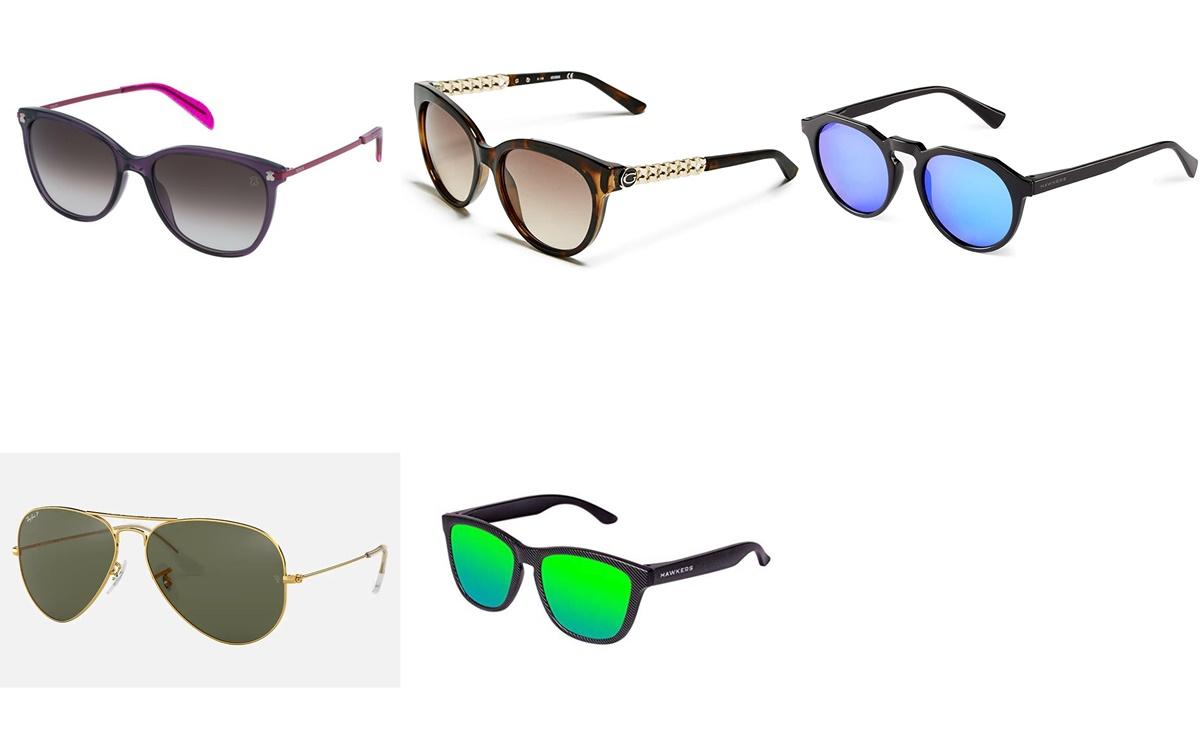 Hawkers, Ray-Ban y Tous: las gafas de sol más vendidas de Amazon perfectas para el buen tiempo