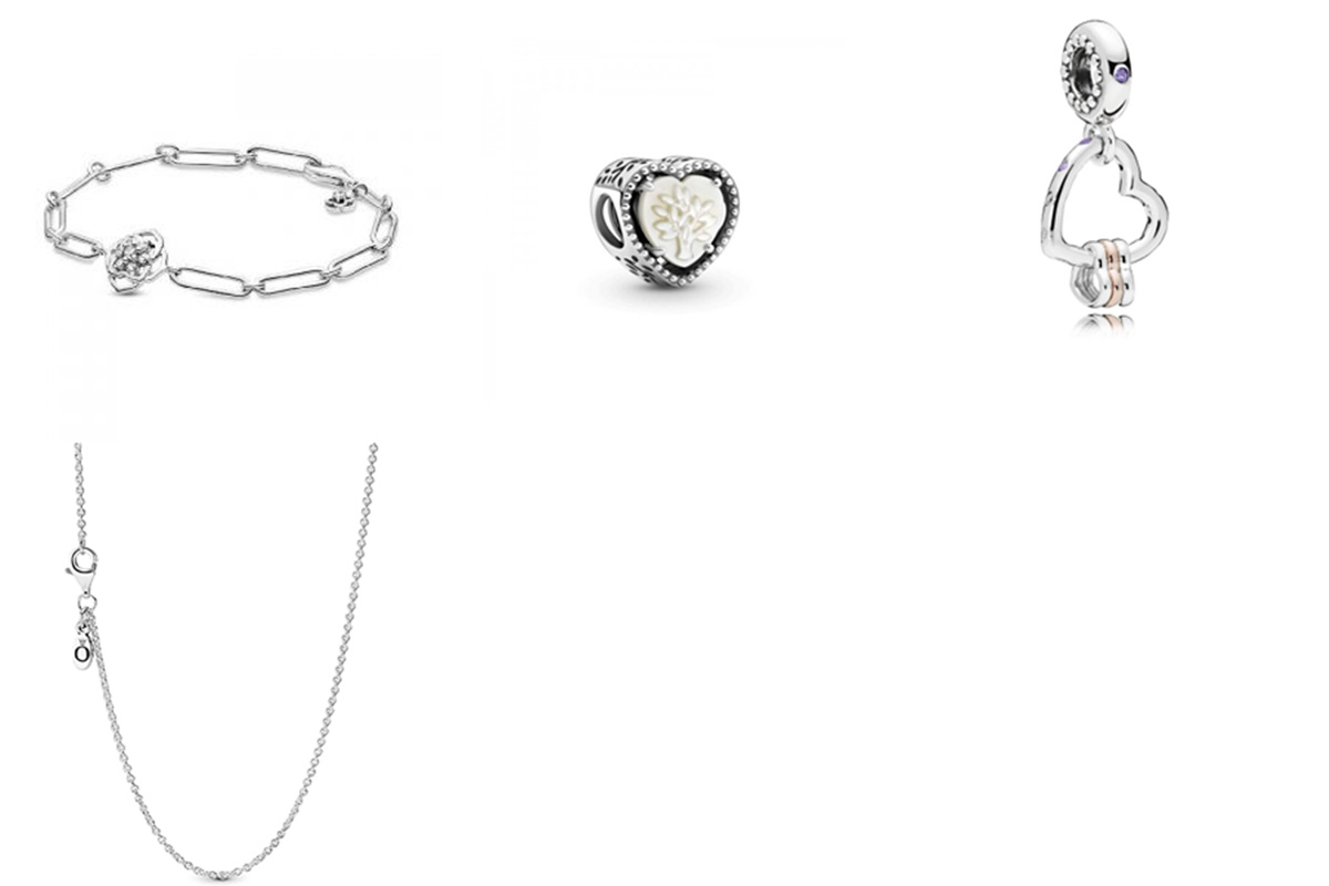 Pandora: estos son los productos de joyería más buscados (y con descuento) en la web de Amazon
