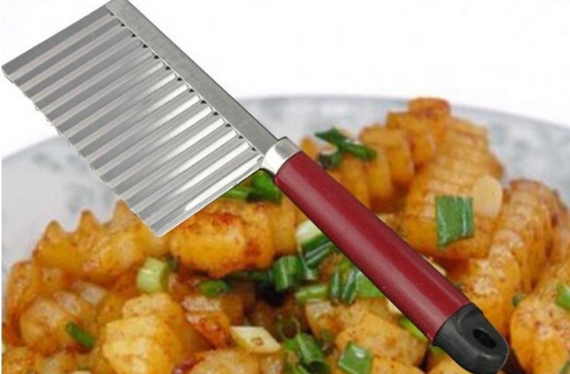 cuchillo filo ondulado