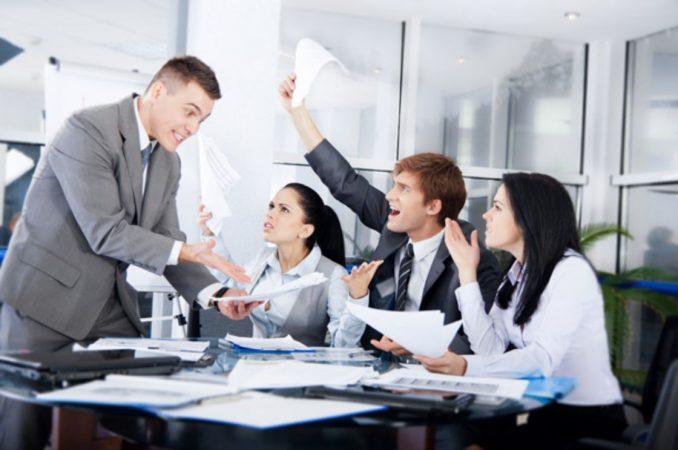 solucionar conflictos equipo de trabajo