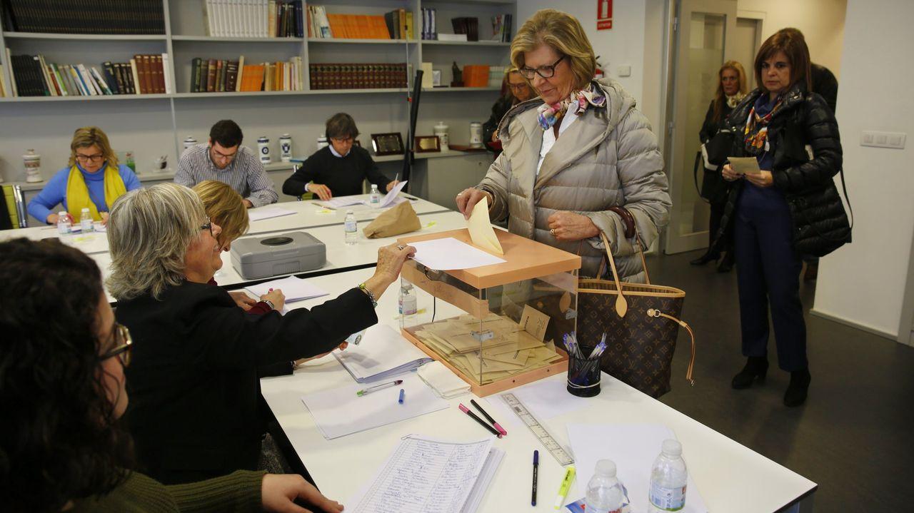 El TSJG anula las elecciones del Colegio de Farmacéuticos de Pontevedra