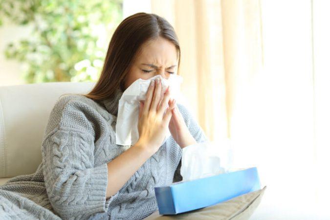 covid 19 o alergia