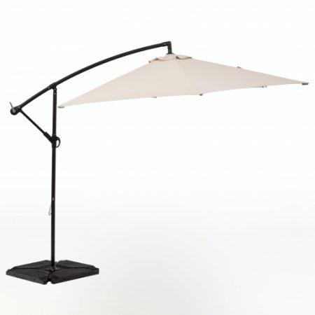 parasol amplio exterior
