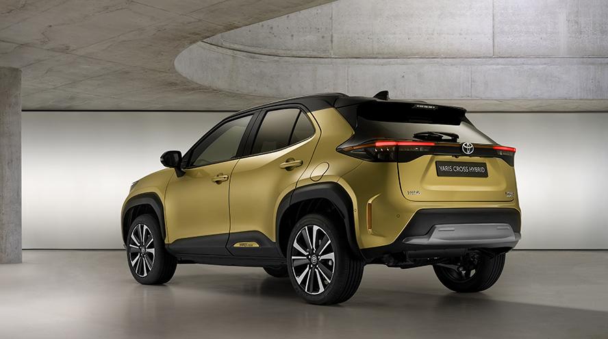 De aventura total con el nuevo Toyota Yaris Cross
