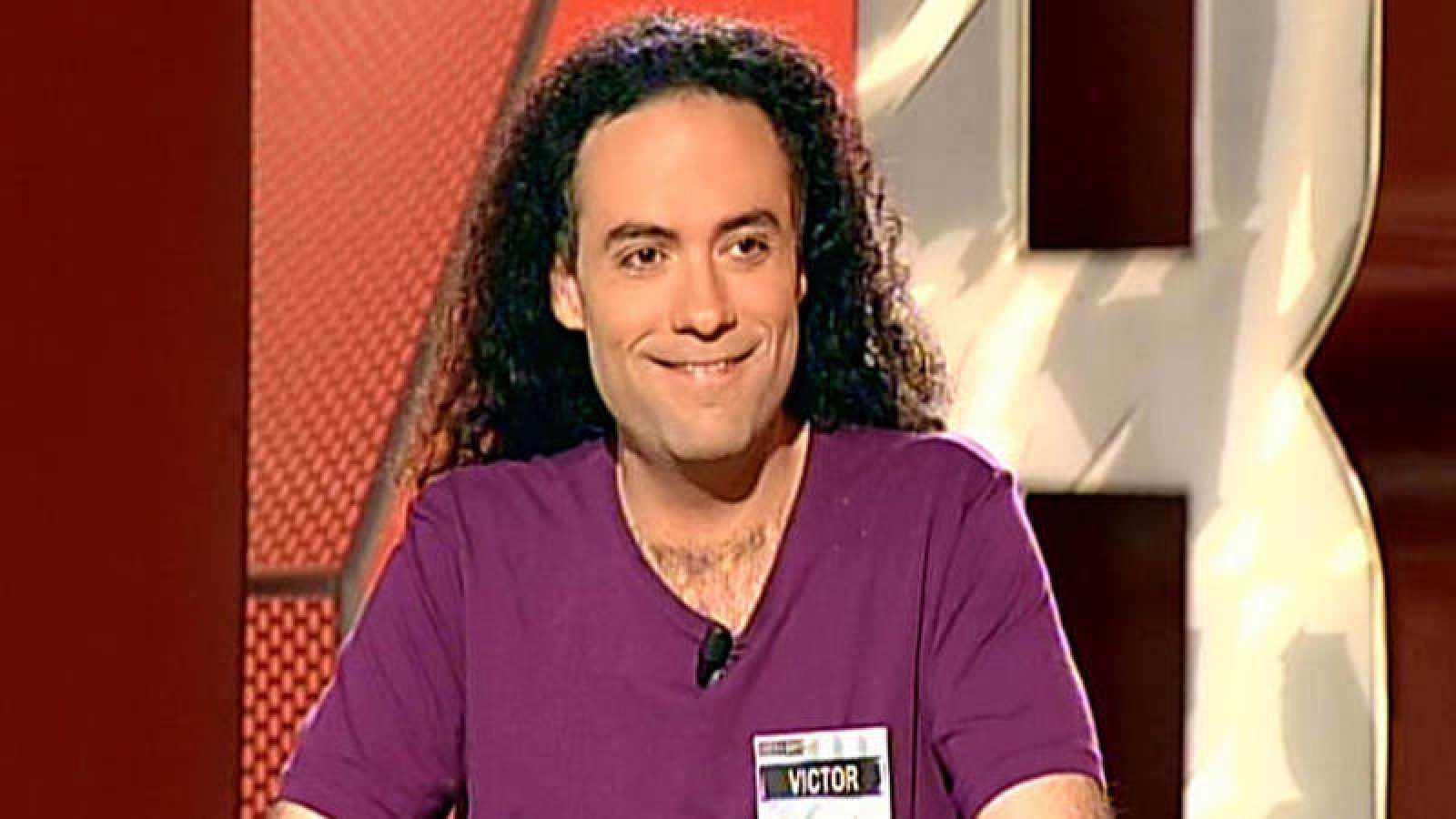 Víctor Castro Saber y Ganar