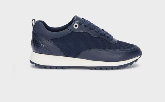 zapatillas deportivas azules