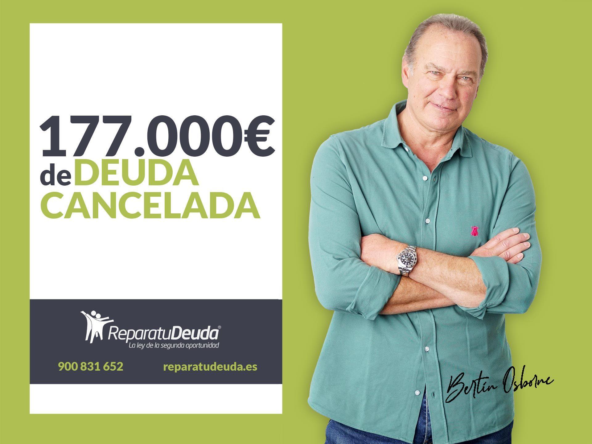 Repara tu Deuda cancela 177.000 € con deuda pública en Guadalajara con la Ley de la Segunda Oportunidad