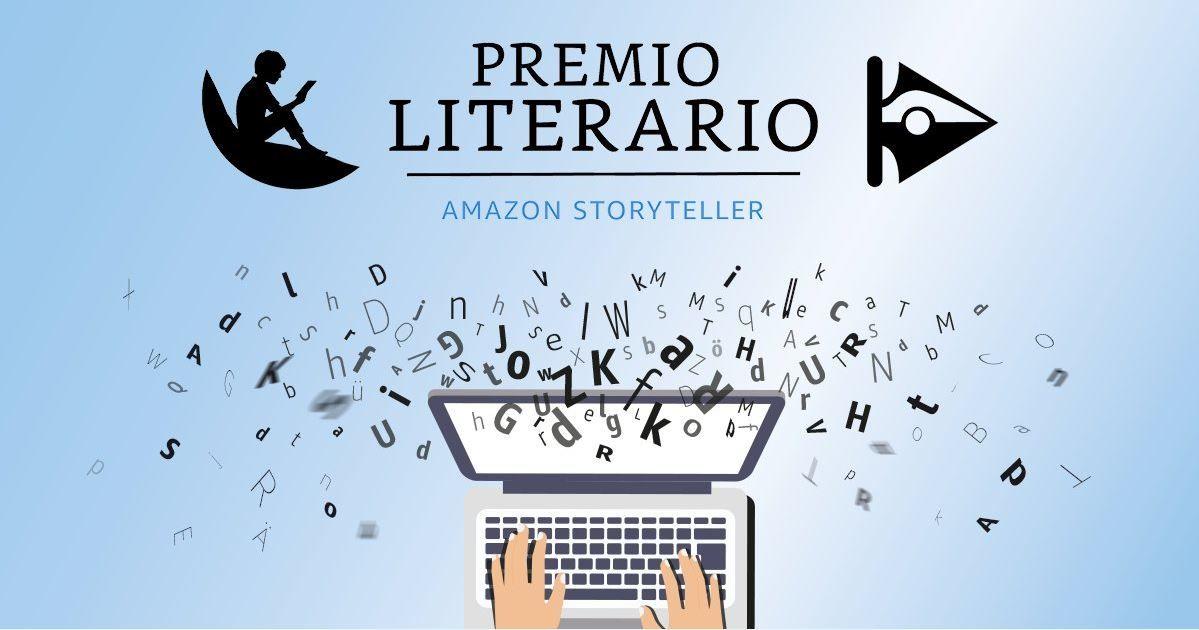 Abierto el plazo para participar en el Premio Literario Amazon Storyteller en español, con un premio de €5.000