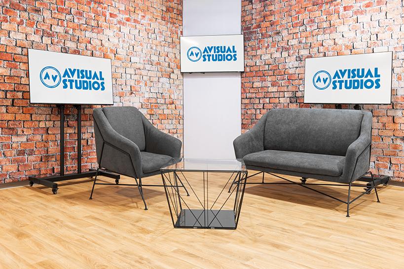 AVISUAL STUDIOS un nuevo espacio de trabajo para el sector audiovisual de Barcelona
