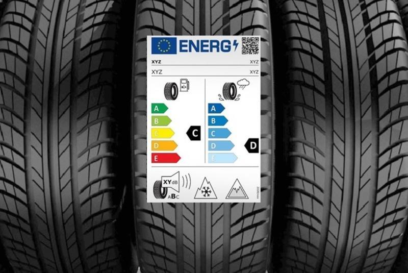 Ya en vigor el nuevo etiquetado de neumáticos, con más información para los consumidores