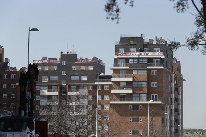 El precio de la vivienda de segunda mano se encarece un 1,9% en un año