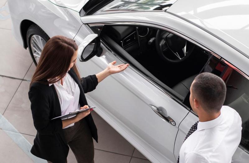 Las ventas de coches suben un 18,8% hasta abril