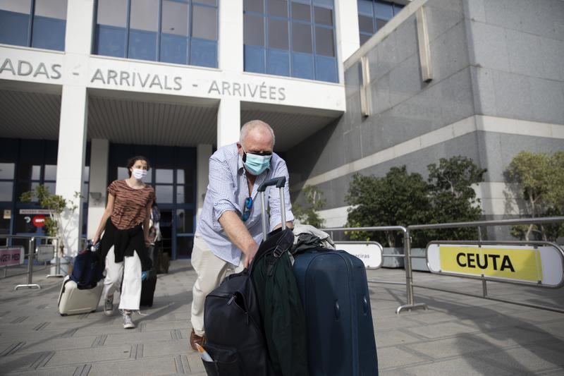 Los turistas británicos podrían venir a partir del 20 de mayo y sin PCR