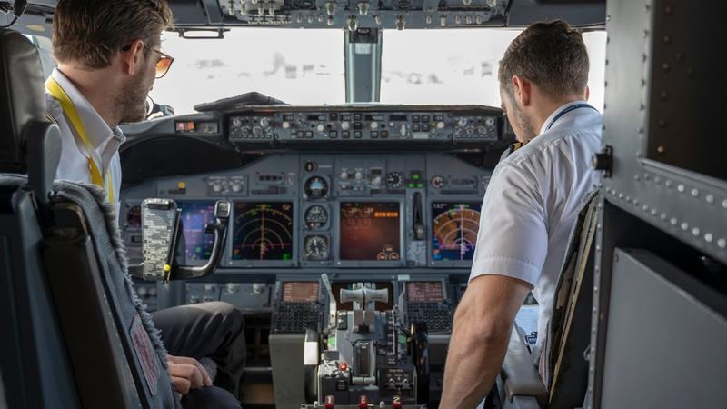 La incidencia de contagios de Covid-19 entre los pilotos dobla la media de la población general