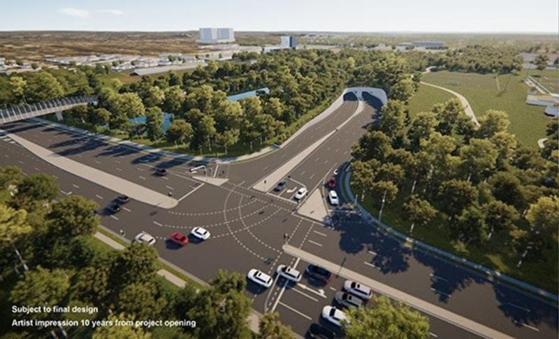 Cimic (ACS) se adjudica una autopista en Australia por 1.240 M€