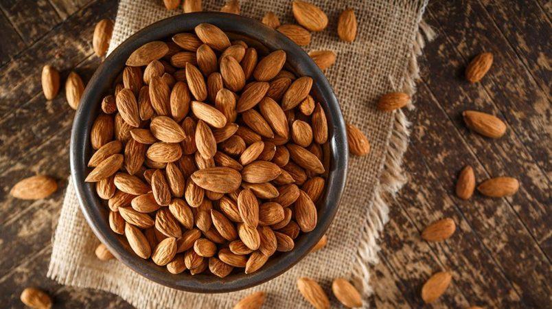 Almendras- Vitamina E