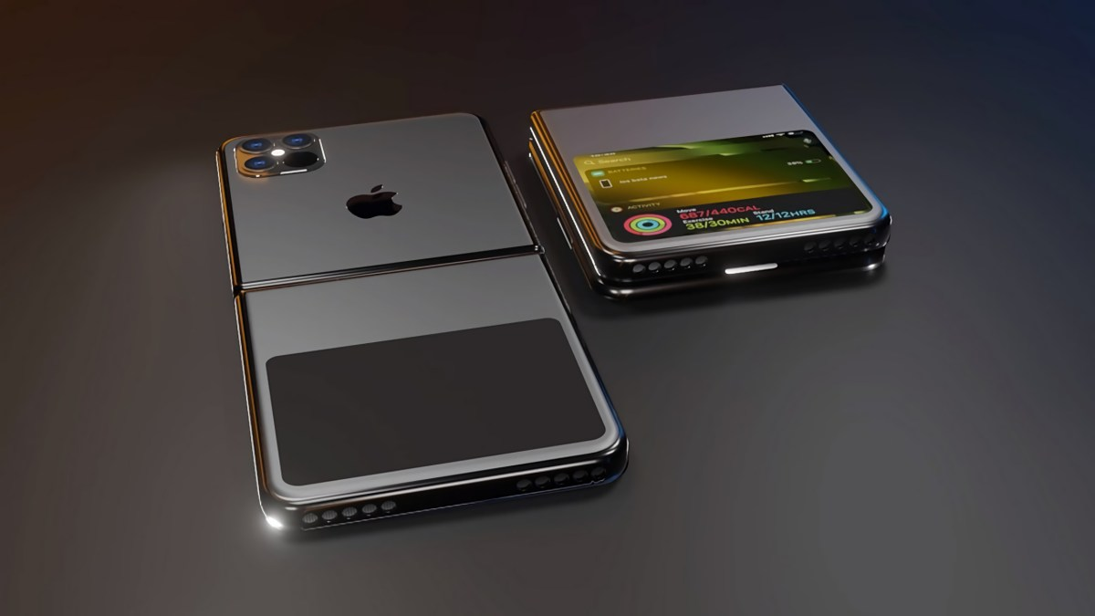 Así será el nuevo iPhone plegable que verá la luz en 2023