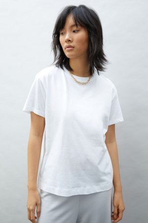 Camiseta de algodón- H&M