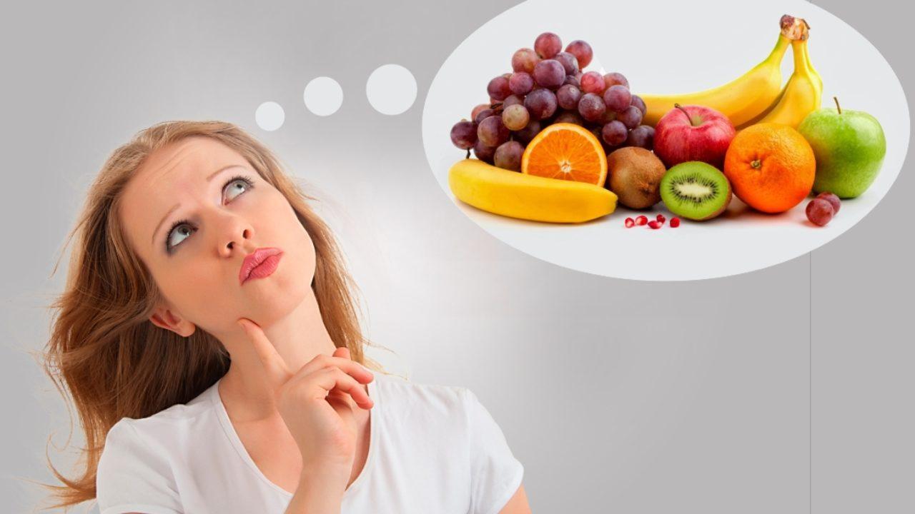El motivo por el que no debes tomar frutas por las noches